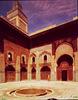 Morocco--Fès--Bou Inania Medersa--Plate 46