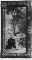 Thetis dips Achilles in River Styx, Image 1