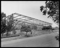 Job 733: Colby Apartments (Los Angeles, Calif.), steel frame, 1950, 1950