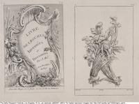Plates C13 and C18 from the Livre de légumes inventées et dessinées par J. Me.r...], [1734-1742