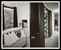 Job 2108: John Carr and Joseph Putnam, Von Deldin House, laundry area (Los Angeles, Calif.), 1955