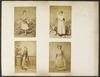 [Greek Boy and Women], 1860-1890, undated