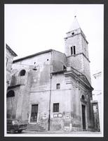 Lazio--Roma--Ponzano Romano--Parish church, 1960-1990