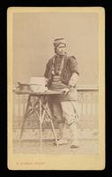 Marchand de nougat turc, No. 130, 1856-1879