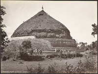 Views of Sri Lankan archaeological sites by Scowen & Co. and Joseph Lawton, 1870-1893
