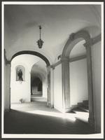 Lazio--Roma--Subiaco--Monastery of S. Scolastica--Monastic church, 1960-1990
