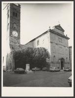 Tuscany--Siena--Radicondoli--Collegiate church, 1960-1990