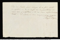 Pelagio Palagi letters : Turin, ca. 1800-1850., ca. 1800-1850.