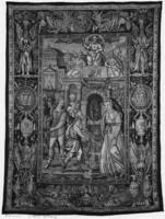 Thanksgiving sacrifice, c. 1550-1575, La sacrifice d'action des grâces, Triumph of Scipio Africanus