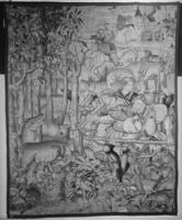 Bear hunt, c. 1530-1550