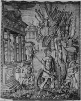 Elephants, c. 1550-1575, Les éléphants