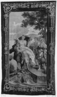 Abduction of Helen, c. 1720-1730, Paris abducting Helen from Sparta