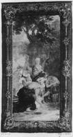 Thetis dips Achilles in River Styx, c. 1720-1730