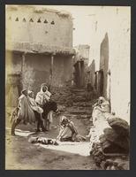 Rue à Bou-Saada, [187]